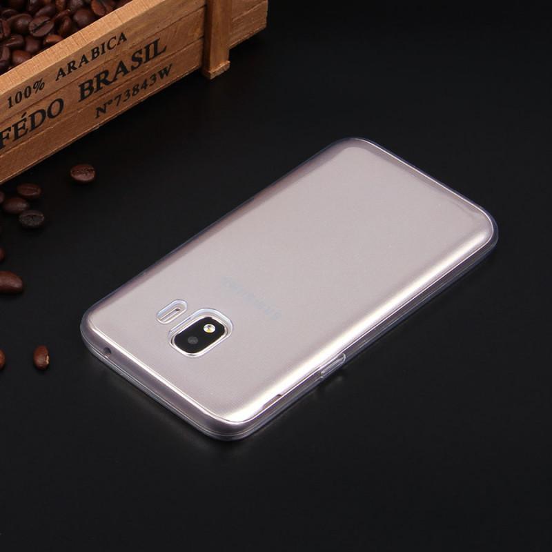 Силиконовый чехол для Samsung Galaxy J2 Core, арт.008291-1