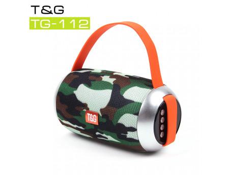 Музыкальная колонка T&G TG-112, арт.010245