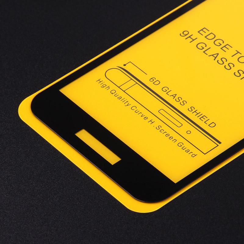 Защитное стекло Full Glue для Samsung Galaxy J2 Core, арт.010630