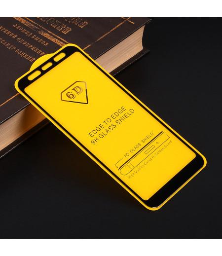 Защитное стекло Full Glue для Samsung Galaxy J4 Core, арт.010630