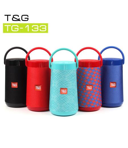 Музыкальная колонка T&G TG-133, арт.011192