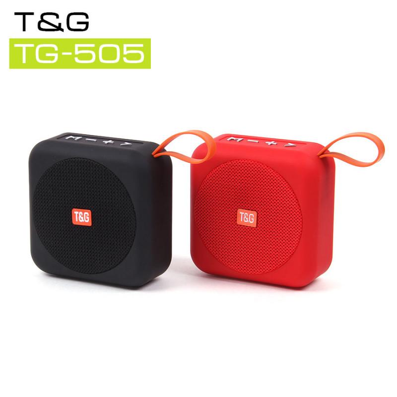 Музыкальная колонка T&G TG-505, арт.011194