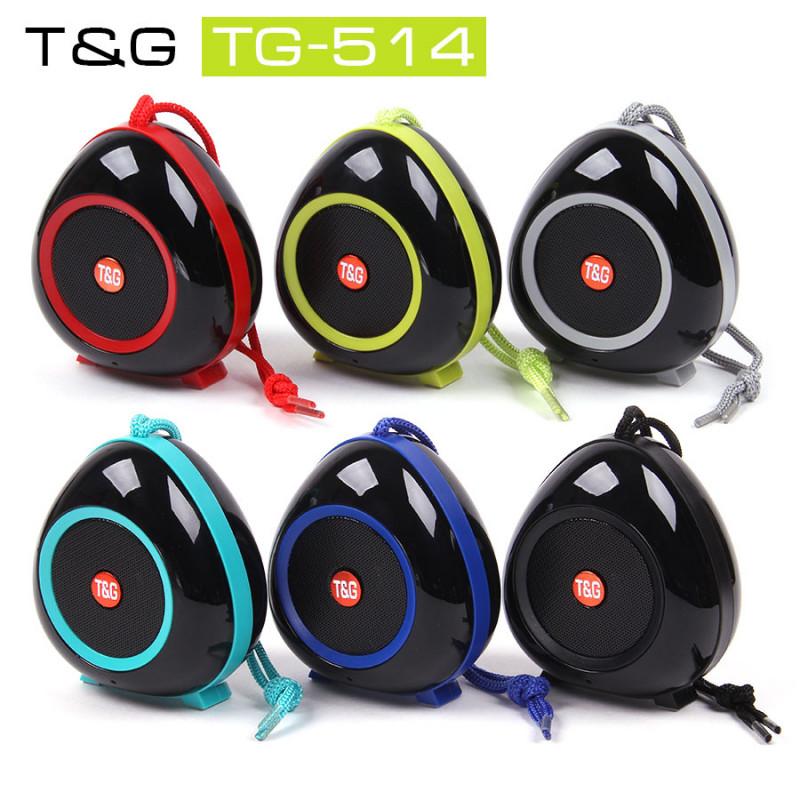 Музыкальная колонка T&G TG-514, арт.011196