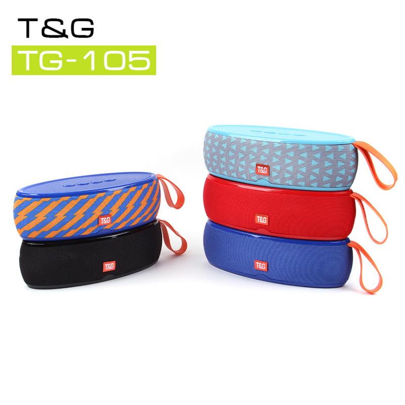Музыкальная колонка T&G TG-105, арт.011199