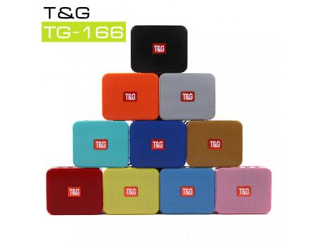 Музыкальная колонка T&G TG-166, арт.011201