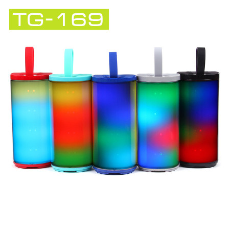 Музыкальная колонка T&G TG-169, арт.011202