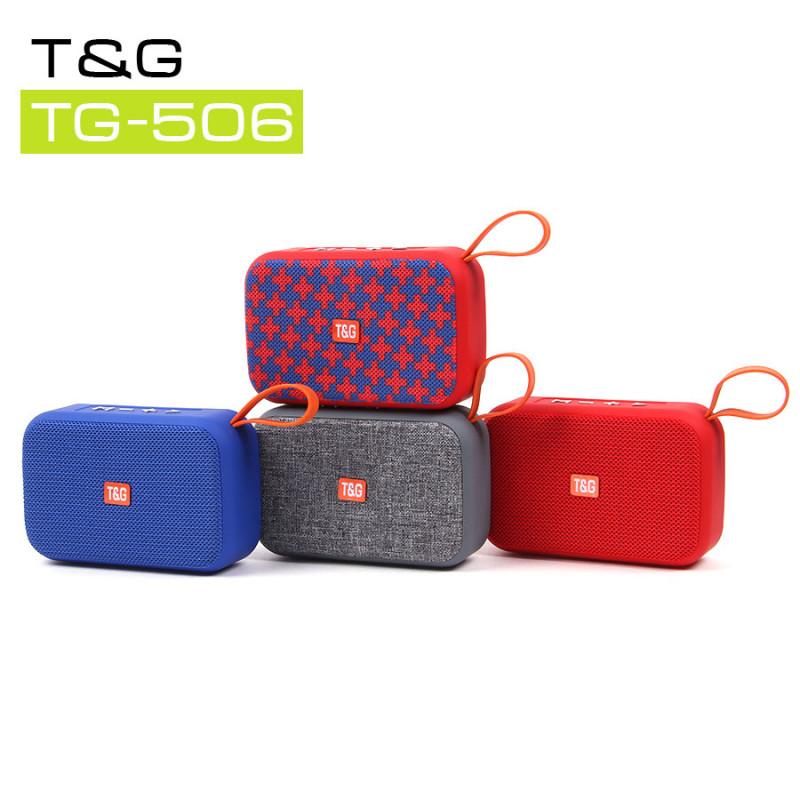 Музыкальная колонка T&G TG-506, арт.011205