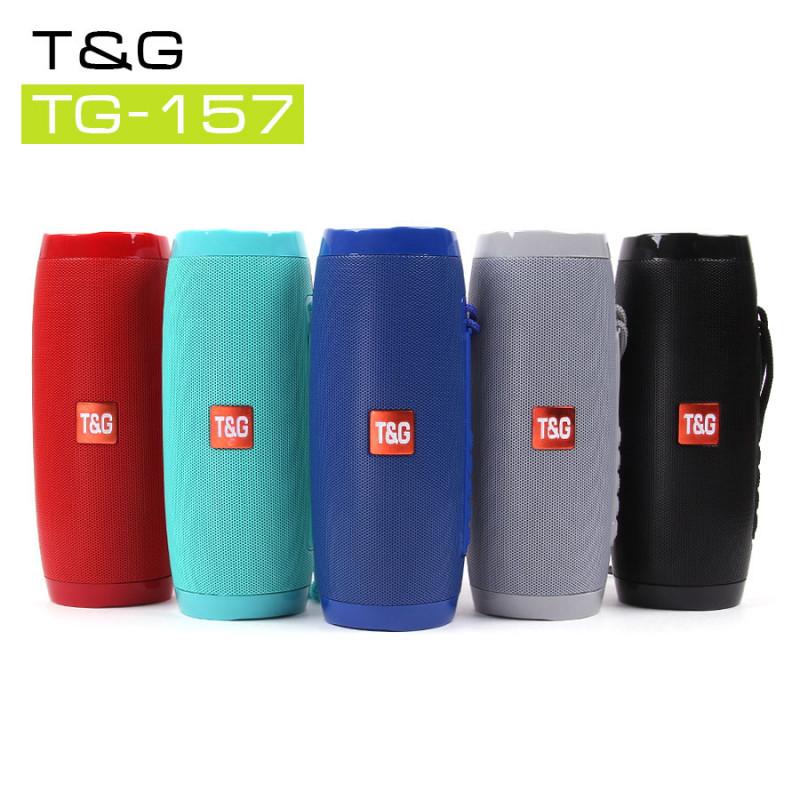 Музыкальная колонка T&G TG-157, арт.011206