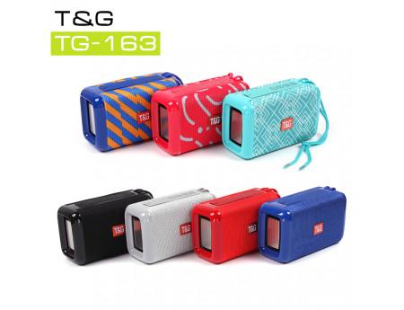 Музыкальная колонка T&G TG-163, арт.011207