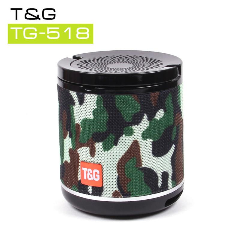 Музыкальная колонка T&G TG-518, арт.011209