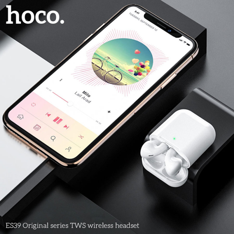 Беспроводные наушники Hoco ES39, арт.011624